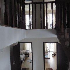 Гостиница Куршале Шале разные типы кроватей фото 14