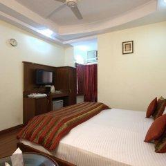 Hotel Chanchal Deluxe 2* Стандартный номер с различными типами кроватей фото 4