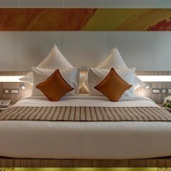 Al Khoory Atrium Hotel 4* Полулюкс с различными типами кроватей фото 3