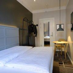 Zleep Hotel Copenhagen City 3* Номер категории Эконом с различными типами кроватей фото 5
