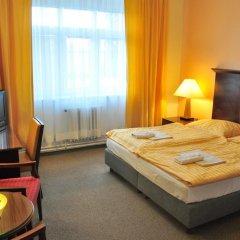 Hotel Svornost 3* Стандартный номер с двуспальной кроватью фото 12
