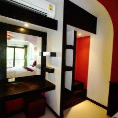 Отель AC 2 Resort 3* Вилла с различными типами кроватей фото 36