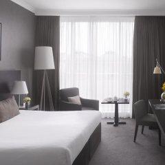 Radisson Blu Hotel, Glasgow 4* Стандартный номер с разными типами кроватей