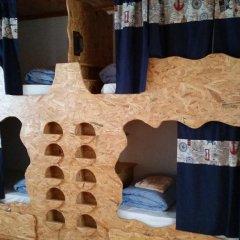 Отель Guest House Host O Morro Кровать в женском общем номере с двухъярусными кроватями фото 3