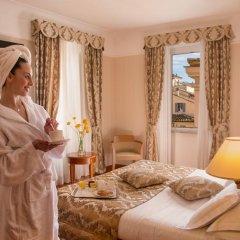 Отель Albergo Ottocento 4* Стандартный номер с различными типами кроватей фото 4