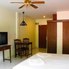 Отель The Album Loft at Phuket 3* Улучшенный номер с двуспальной кроватью фото 2