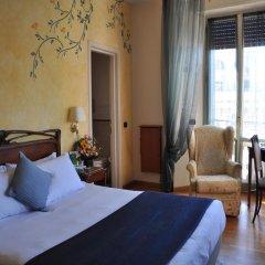 Hotel Continental Genova 4* Стандартный номер с различными типами кроватей фото 5