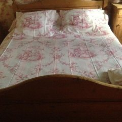 Hotel de Nesle Стандартный номер с двуспальной кроватью (общая ванная комната) фото 3