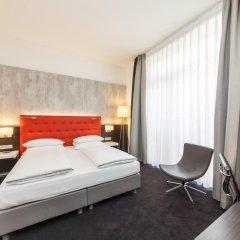 Select Hotel Berlin The Wall 4* Стандартный номер с различными типами кроватей
