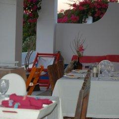 Отель Casas Do Sal питание