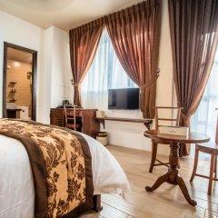 Отель The Vinorva Maldives 3* Улучшенный номер с различными типами кроватей фото 3