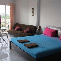 Апартаменты View Talay 1B Studio комната для гостей фото 4