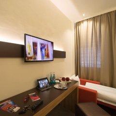Отель Motel Plus Berlin 3* Стандартный семейный номер с различными типами кроватей