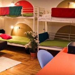 Hostel Budapest Center Стандартный номер с двуспальной кроватью фото 17