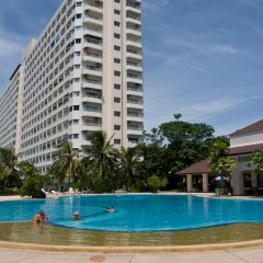 Апартаменты Jomtien View Talay 1 Studio Apartment Паттайя бассейн фото 2