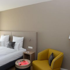 Отель Frederics München City Schwabing Апартаменты Премиум с различными типами кроватей фото 4