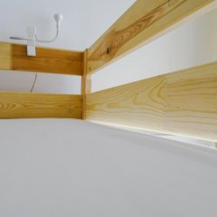 O2 Hostel Стандартный номер разные типы кроватей фото 10