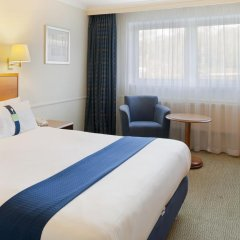 Отель Holiday Inn Edinburgh 4* Стандартный номер фото 2