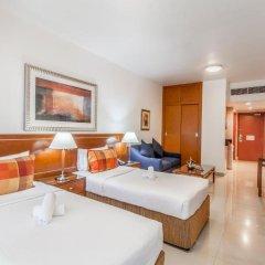 Golden Sands Hotel Apartments 3* Апартаменты с различными типами кроватей фото 6