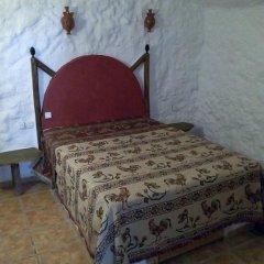 Отель Complejo de Cuevas Almugara Апартаменты разные типы кроватей фото 20