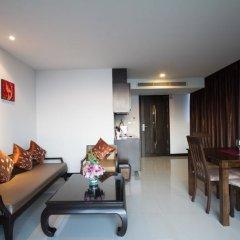 Royal Thai Pavilion Hotel 4* Семейный люкс с 2 отдельными кроватями фото 7
