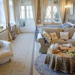 Русско-французский отель Частный Визит Люкс с различными типами кроватей фото 18