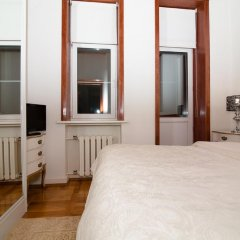 Апартаменты Business Apartment Kutuzovsky 35 комната для гостей фото 2