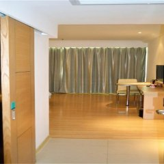Отель City Comfort Inn Guangzhou Jiahe Branch удобства в номере фото 2
