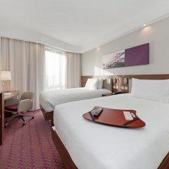 Отель Hampton by Hilton London Waterloo 3* Стандартный номер с различными типами кроватей фото 3