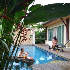 Отель Sun Paradise Villas Karon бассейн фото 2