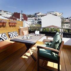 Отель Azure Стамбул балкон