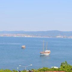 Отель Saint George Nessebar Болгария, Несебр - отзывы, цены и фото номеров - забронировать отель Saint George Nessebar онлайн пляж