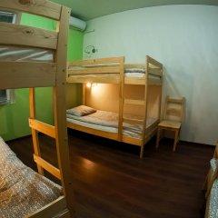 Mayak Hostel Кровать в общем номере с двухъярусной кроватью фото 2