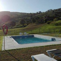 Отель Posada el Campo бассейн фото 2