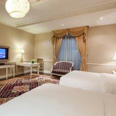 Beijing Hotel Nuo Forbidden City 5* Стандартный номер с различными типами кроватей фото 6