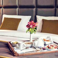 Гостиница Mercure Тюмень Центр 4* Номер Делюкс двуспальная кровать фото 2