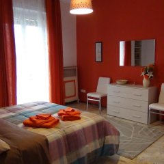 Апартаменты Apartment Ponte delle Nazioni Парма комната для гостей фото 5