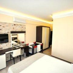 Camyuva Beach Hotel 4* Стандартный номер с двуспальной кроватью фото 16