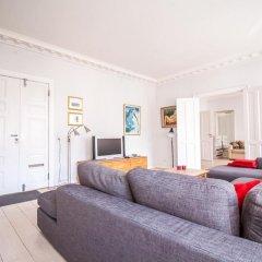 Отель Skindergade Apartment II Дания, Копенгаген - отзывы, цены и фото номеров - забронировать отель Skindergade Apartment II онлайн комната для гостей фото 4