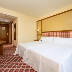 Отель Tryp Vielha Baqueira Стандартный номер двуспальная кровать фото 5