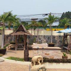 Отель Baan ViewBor Pool Villa 3* Вилла с различными типами кроватей фото 12
