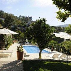 Отель Quinta da Palmeira - Country House Retreat & Spa бассейн