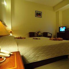 Phuoc Loc Tho 2 Hotel 2* Улучшенный номер с различными типами кроватей фото 4