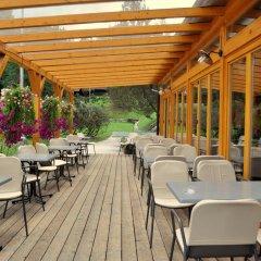 Отель Sporthotel Barborka Глубока-над-Влтавой питание
