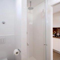 Hotel M120 Унтерфёринг ванная фото 2