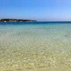Отель Villa Didi Фонтане-Бьянке пляж