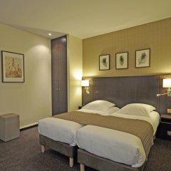 Отель Eiffel Saint Charles 3* Стандартный номер с различными типами кроватей фото 3