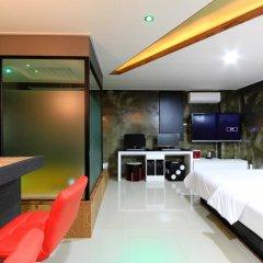 Haeundae ForU Hotel интерьер отеля