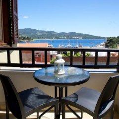 Отель Anastasiadis House Ситония балкон