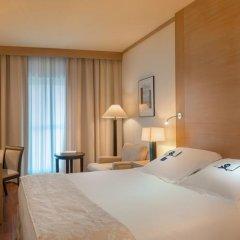 Отель SH Valencia Palace 5* Улучшенный номер с различными типами кроватей фото 8